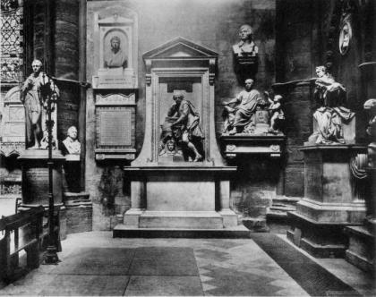 Colțul poeților, Westminster Abbey (sursa)